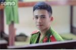 Nam cảnh sát 'hút' 100.000 lượt theo dõi không dám nhận là hot boy