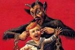 Truyền thuyết kinh dị về những quái vật hoành hành đêm Giáng sinh
