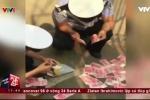 Clip: 'Cơn mưa tiền' trút xuống tỉnh Tứ Xuyên, Trung Quốc
