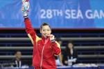 Phan Thị Hà Thanh giành vé dự Olympic 2016