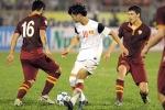 Thể lực yếu, U19 Việt Nam phơi áo trước U19 AS Roma
