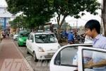 Phân vùng và thu phí taxi bằng màu sơn là không khả thi