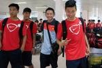 Cầu thủ U19 Việt Nam 'nôn nao' trước giờ đấu