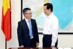Thủ tướng tiếp GS Ngô Bảo Châu