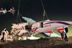 Phi công kêu cứu khẩn cấp trước khi máy bay Đài Loan lao sông
