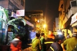 Cháy khách sạn trong đêm, khách Trung Quốc bị ngạt khói