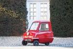 Cận cảnh mẫu ôtô 3 bánh nhỏ nhất thế giới