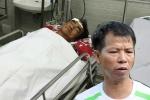 Sau ông Nén đến ông Chấn bị tai nạn giao thông nhập viện