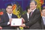 Giáo sư trẻ nhất Việt Nam nhận giải thưởng Tạ Quang Bửu 2016