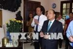 Thủ tướng dâng hương tưởng nhớ các đồng chí nguyên lãnh đạo Nhà nước