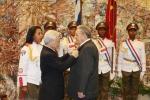 Tổng Bí thư gửi điện cảm ơn Chủ tịch Cuba