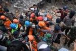 Hàng trăm dư chấn sau động đất Indonesia, số người chết tăng vọt