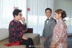 Trinh Gia Dinh hon Hoa hau Hong Kong Tran Khai Lam ngot ngao trong le cuoi hinh anh 1