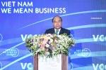 Thủ tướng Nguyễn Xuân Phúc: Việt Nam muốn là bạn của những người giỏi nhất