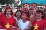 Video: Biển người đổ về Mỹ Đình cổ vũ U23 Việt Nam gặp U23 Uzbekistan