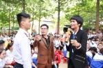 Hoa hậu H'Hen Niê chia sẻ cách phòng tránh bạo lực học đường cho học sinh ở đắk Lắk