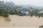 2 người chết và mất tích do mưa lũ ở các tỉnh miền Bắc