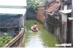Vừa hết ngập lụt, dân Thủ đô lại sẵn sàng ứng phó bão số 4