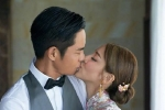 Trịnh Gia Dĩnh hôn Hoa hậu Hong Kong Trần Khải Lâm ngọt ngào trong lễ cưới