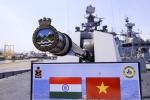 Ba tàu Hải quân Ấn Độ vừa đến Đà Nẵng được trang bị những loại khí tài tối tân nào?