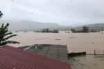 Nhiều xã tại Lào Cai chìm sâu trong biển nước