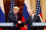 Tổng thống Putin: Nước Nga chưa bao giờ và sẽ không bao giờ can thiệp nội bộ nước Mỹ