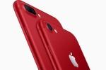iPhone 7 và iPhone 7 Plus màu đỏ lộ diện ấn tượng