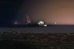 Ông Kim Jong-un lên máy bay Trung Quốc về nước trong đêm muộn