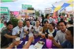 Hơn 10.000 người dân Quảng Trị xuống đường 'quẩy tưng bừng' cùng Ngày hội Bia Hà Nội 2018