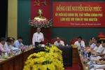 Thăm và làm việc tại Thái Nguyên, Thủ tướng: 'Minh chứng rõ nét, sinh động nhất về tinh thần đoàn kết...'