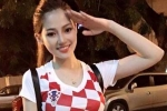 2 hot girl 'Nóng cùng Euro 2016' khiến dân mạng mê mẩn