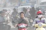 Video: Ô nhiễm liên tục nhiều ngày, chất lượng không khí Hà Nội chạm ngưỡng xấu