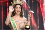 Người đẹp Peru đăng quang Hoa hậu Hoà bình 2017, Huyền My trượt top 5