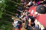 Đột nhập sới bạc sát phạt nhau hàng trăm triệu trong rừng ở Lào Cai