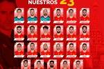 Tuyển Tây Ban Nha triệu tập: Sao MU và Chelsea ở nhà xem World Cup