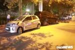 Ô tô Lexus tông gần chục xe trên phố Hà Nội: Sức khỏe các nạn nhân giờ ra sao?