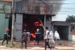 Cháy xưởng bánh làm 8 người chết: Xưởng mới mở được 1 năm thì tai họa ập đến