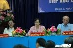 Chủ tịch HĐND TP.HCM: 'Vụ Thủ Thiêm chúng tôi cũng day dứt lắm'