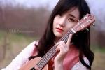 Hot girl ĐH Kiểm sát Hà Nội đẹp thuần khiết trong bộ ảnh mới