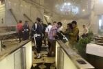 Video: Khoảnh khắc sập sàn chứng khoán làm 77 người bị thương