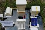 Hệ thống tạo nước ngọt cho người dân trên đảo