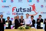 VOV đồng hành cùng VFF tổ chức giải Futsal VĐQG HDBank 2017