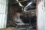 Cháy xưởng bánh làm 8 người chết ở Hà Nội: Dùng xà beng cứu người nhưng không thành