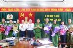 Khen thưởng các đơn vị tham gia phá án giết người, đốt xác ở Hải Phòng