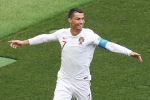 Ghi bàn tiễn Maroc về nước, Ronaldo thành 'vua dội bom' châu Âu