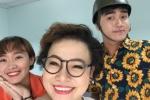 Diễn viên hài Lê Trang 'làm mẹ' ở tuổi 25 trong bộ phim mới