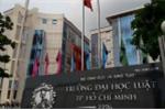 Hơn 100 sinh viên ĐH Luật TP.HCM sẽ bị thôi học vì điểm kém