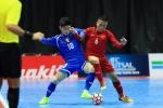 HLV tuyển Futsal Việt Nam: 'Hãy ra sân và hi sinh vì Tổ quốc'