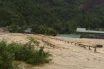 Video: Mưa lũ càn quét Hà Giang, nhiều nhà bị cuốn trôi