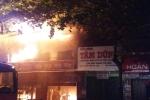 Cửa hàng điện máy lớn bậc nhất thị xã Quảng Trị bốc cháy trong đêm